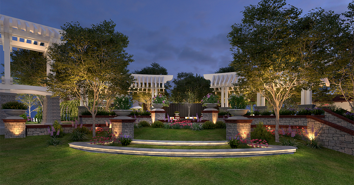 Landscaping Design and Drawings